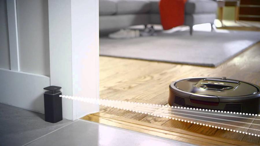 Робот-пылесос — верный помощник по уборке – Ограничивающие датчики