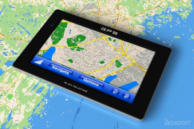 Точность локации нового GPS-чипа составляет 30 см (4 фото)