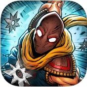 Топ-10 приложений для iOS и Android (11 - 17 сентября) - Shadow Blade. Reload Logo