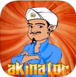 Топ-10 приложений для iOS и Android (11 – 17 сентября) - Akinator the Genie Logo