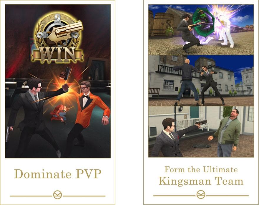 Топ-10 приложений для iOS и Android (18 - 24 сентября) - Kingsman. The Golden Circle (1)