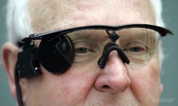 Зрение американцам вернет мозговой имплантат (3 фото)