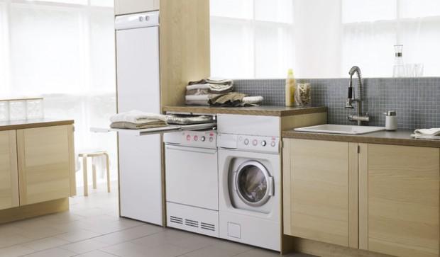 Стиральные машины с прямым приводом особенности – Стиральная машина в интерьере кухни
