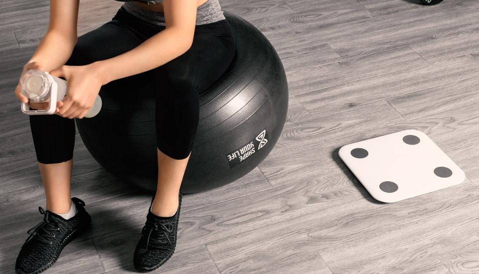 Mi Smart Scale 2-обновленные весы