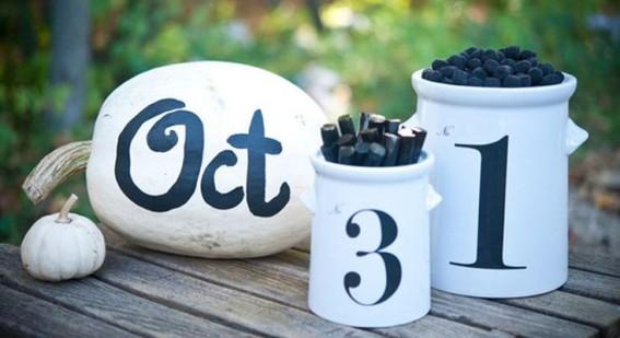 Хэллоуин-31 октября