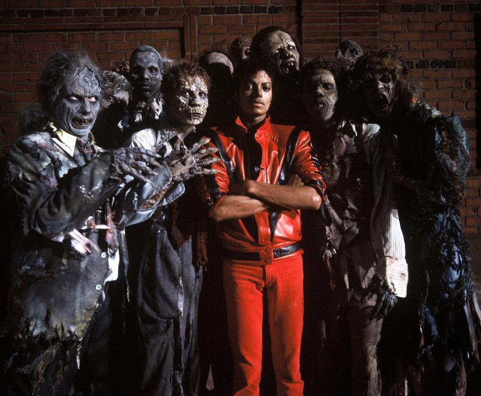 Майкл Джексон-Thriller