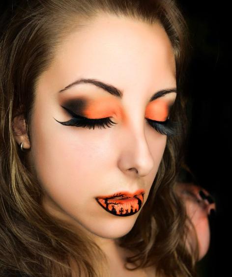 Eva Senin Pernas-lip art