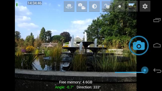 9 приложений, способных прокачать камеру вашего Android-смартфона - Open Camera