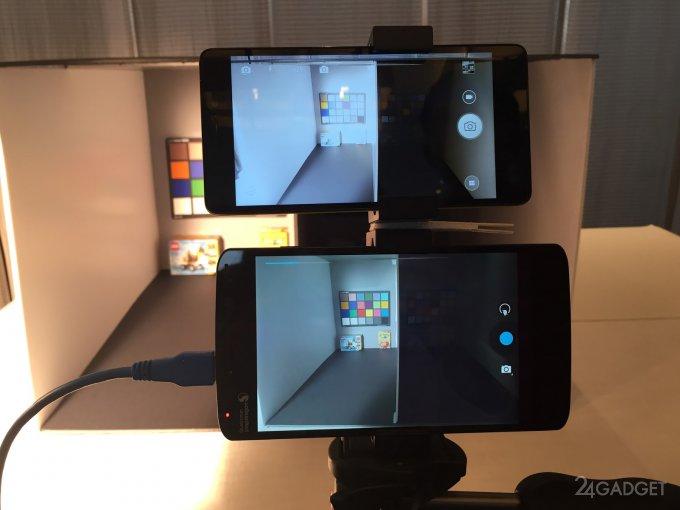Apple поднимет качество камер iPhone до профессионального уровня (2 фото + 2 видео)