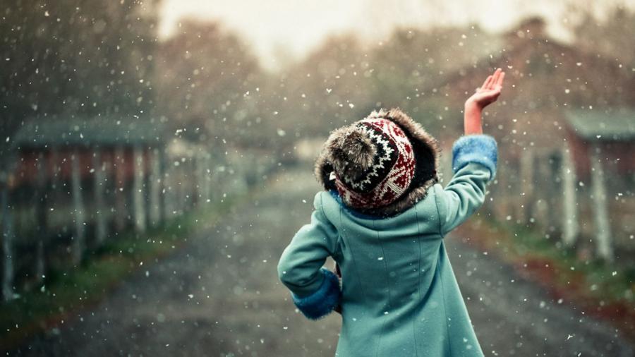 Счастье как тренд или Что такое жизнь в стиле хюгге – Радость снегу