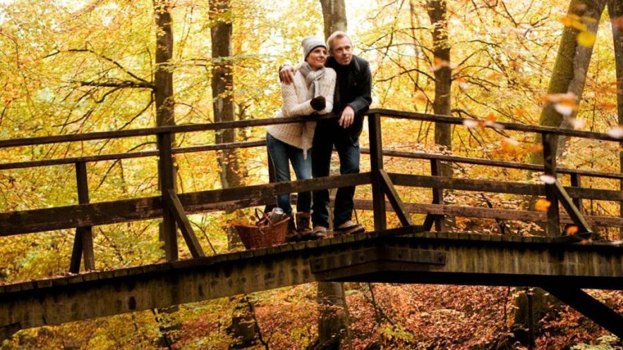 Счастье как тренд или Что такое жизнь в стиле хюгге – Прогулка в парке