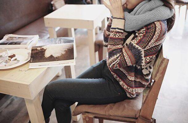 Счастье как тренд или Что такое жизнь в стиле хюгге – Уютная одежда