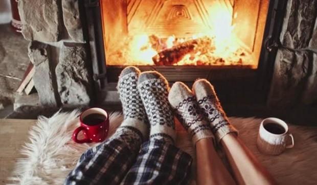 Счастье как тренд или Что такое жизнь в стиле хюгге – Вязанные носки