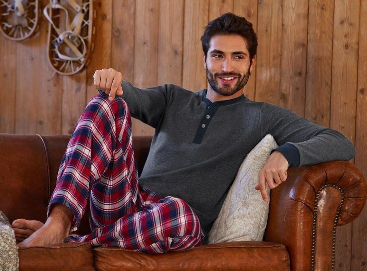 Счастье как тренд или Что такое жизнь в стиле хюгге – Мужская пижама