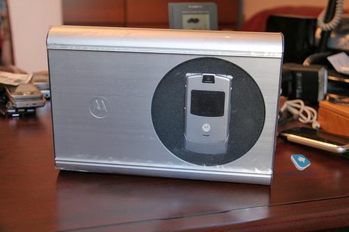 Motorola RAZR V3 – взгляд в прошлое