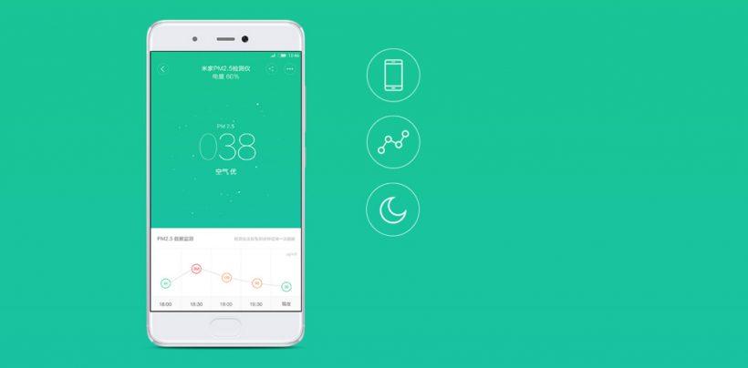 Обзор умного чайника Xiaomi Mijia Kettle – Интерфейс Mi Home