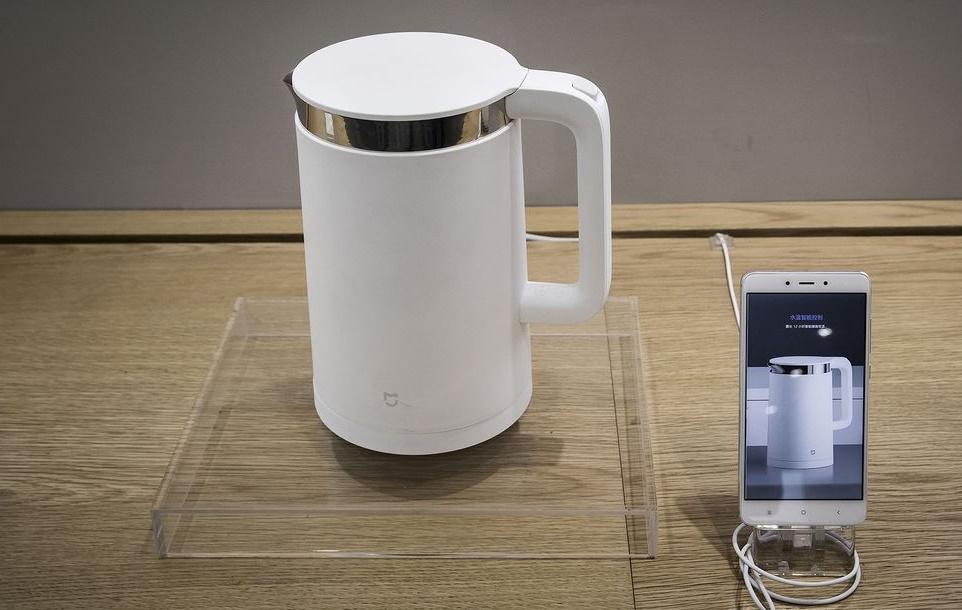 Обзор умного чайника Xiaomi Mijia Kettle – Чайник и смартфон