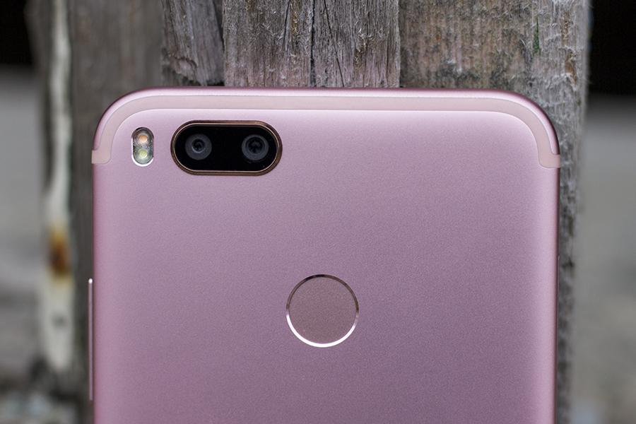 Камеры Xiaomi Mi A1