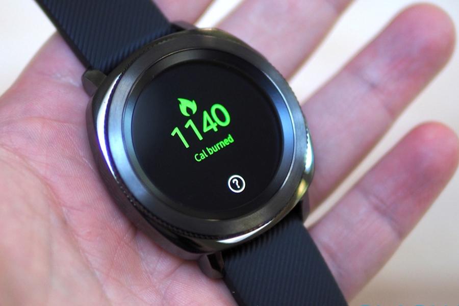 Обзор часов Samsung Gear Sport