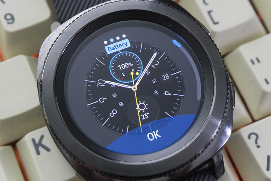 Циферблаты Samsung Gear Sport