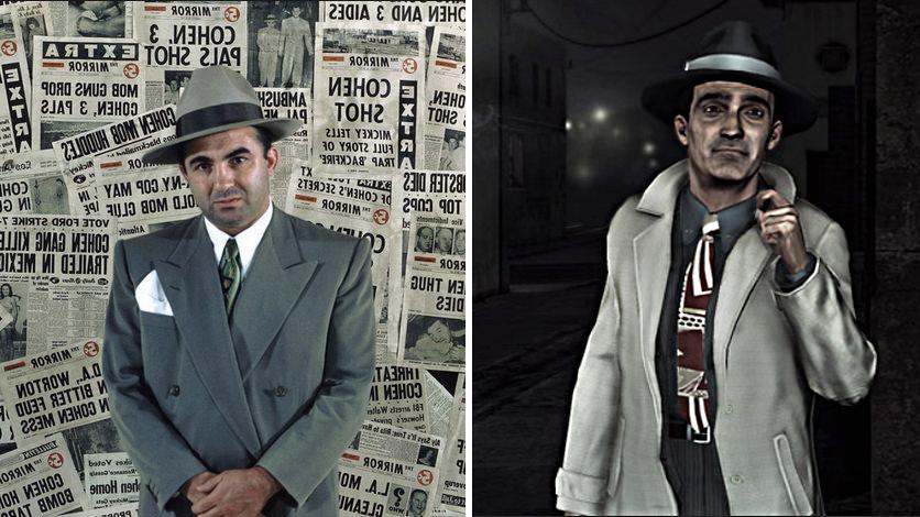 Реальная история L.A. Noire