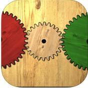 Топ-10 приложений для iOS и Android (13 - 19 ноября) - Шестеренки логические пазлы Logo