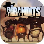 Топ-10 приложений для iOS и Android (30 октября - 5 ноября) - Far Tin Bandits Logo