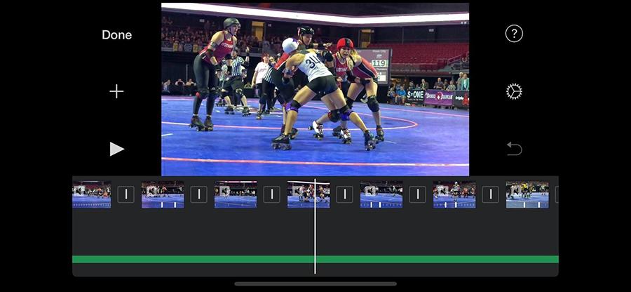На что способны камеры iPhone X - видео