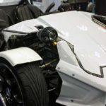 3086 3-wheel outdoor electric vehicle Toyota (3 photos)