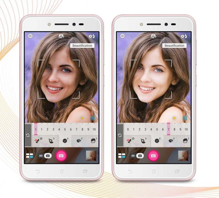 ASUS ZenFone Live - смартфон для любителей селфи