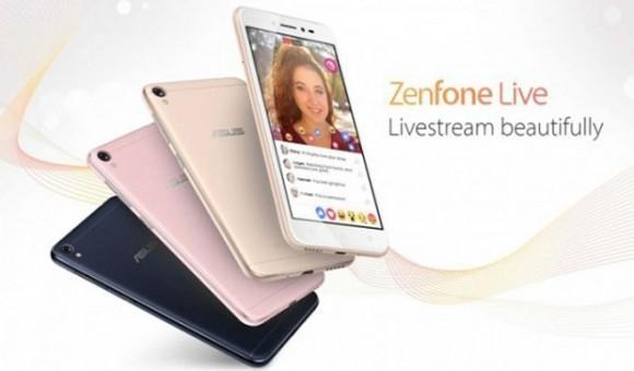 ASUS ZenFone Live is the smartphone for selfie lovers