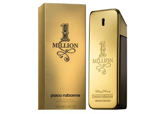 Лучшие идеи подарков для любимых в День Святого Валентина – Paco Rabanne 1 Million