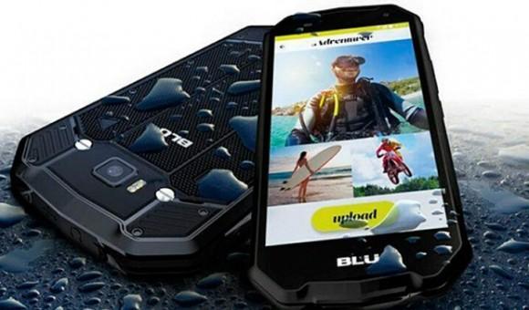 BLU Tank Xtreme 5.0 — budget neubivaemy smartphone