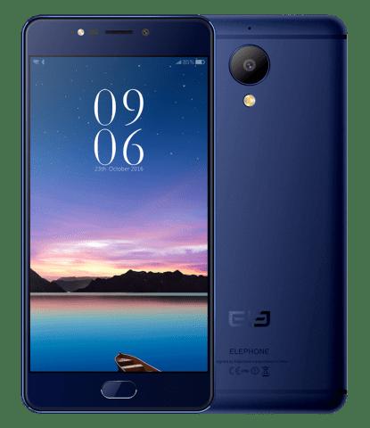 Elephone reveals the characteristics of the new selfie smartphone P25