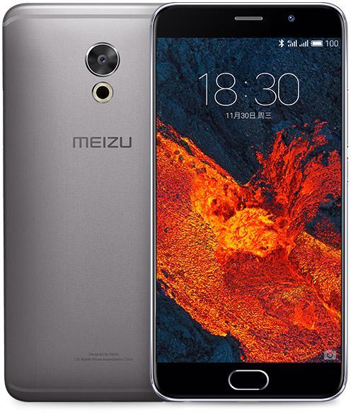Flagship smartphone Meizu Pro 6 Plus was released in Ukraine