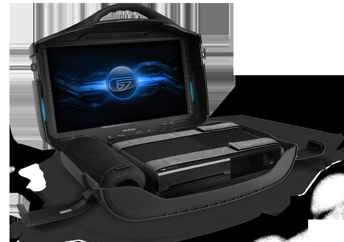 Gaems Vanguard — уникальный жесткий кейс для PS4 и систем Xbox – Gaems Vanguard