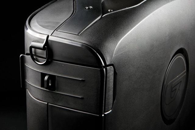 Gaems Vanguard — уникальный жесткий кейс для PS4 и систем Xbox – Gaems Vanguard замок
