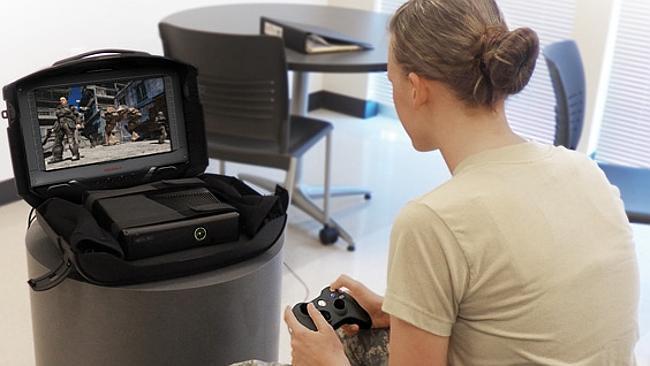 Gaems Vanguard — уникальный жесткий кейс для PS4 и систем Xbox – Геймплей