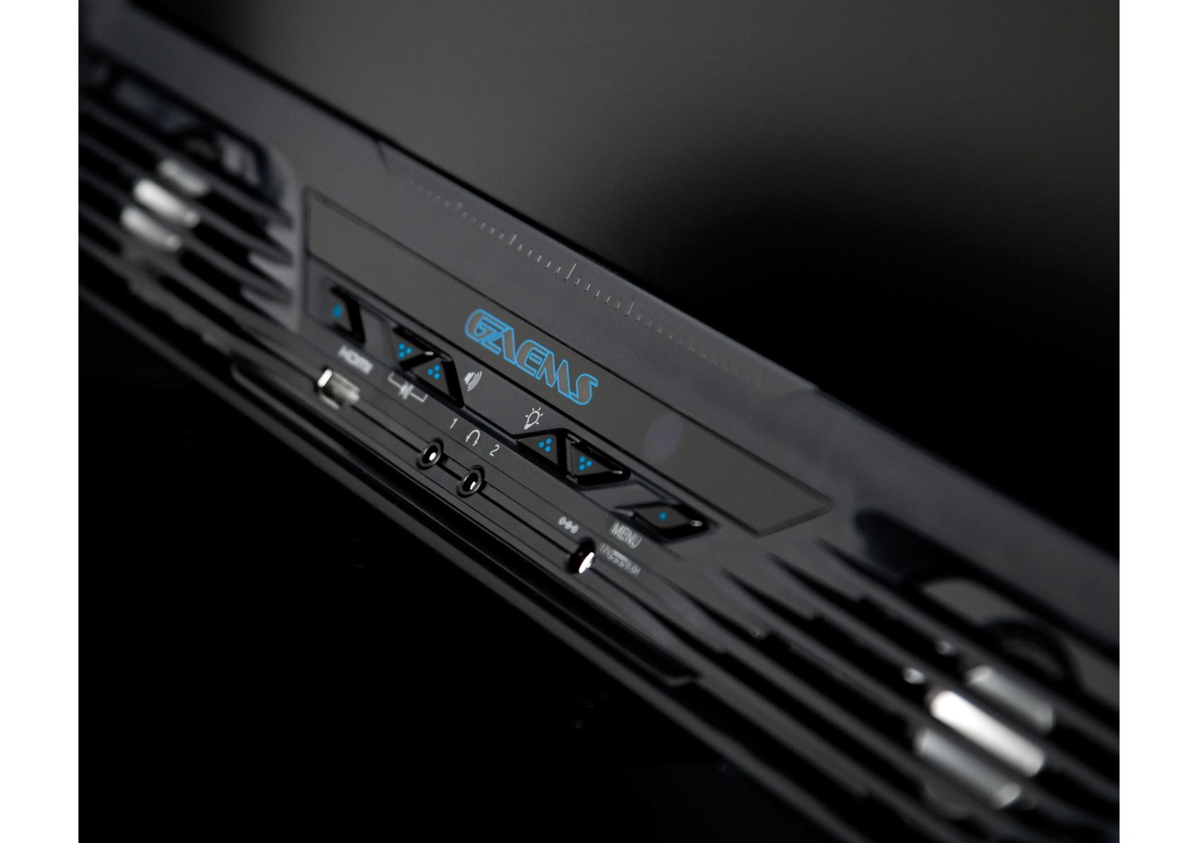 Gaems Vanguard — уникальный жесткий кейс для PS4 и систем Xbox – Gaems Vanguard управление