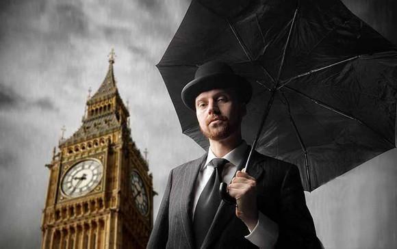 Как выбрать мужской зонт 5 полезных советов – Лондон