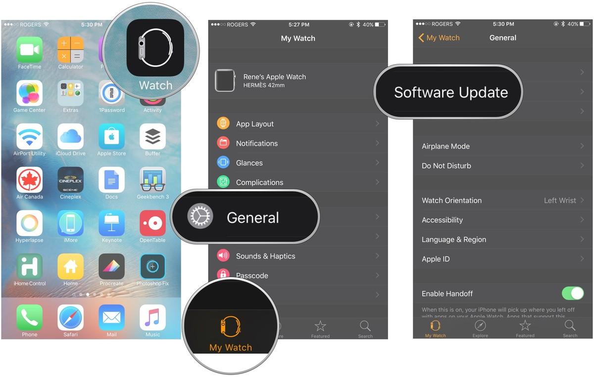 Как установить watchOS 3.2 beta 2 на Apple Watch – установка обновления