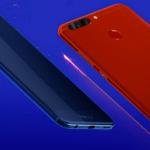 3265 Huawei announced its flagship smartphone Honor V9