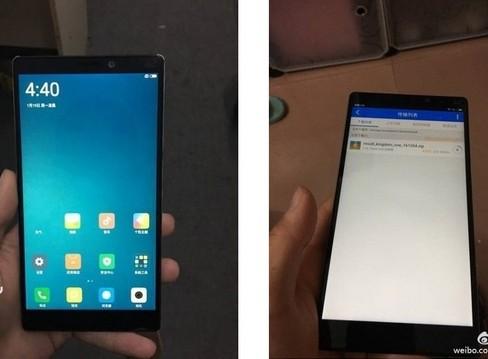 В сети появились фотографии с неизвестным смартфоном Xiaomi
