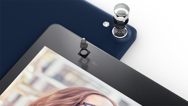 В сеть утекли пресс-снимки планшета Lenovo Tab3 8 Plus