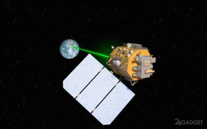 Interplanetary data transfer expects the modernization