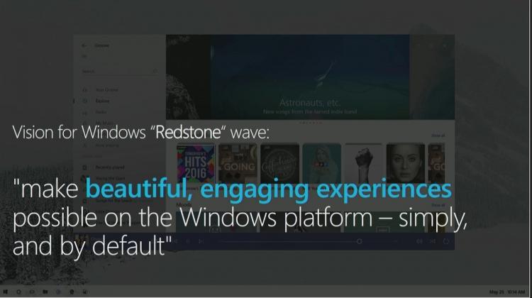 Стало известно, каким будет дизайн новой версии Windows 10