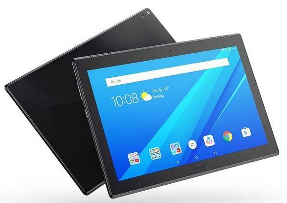 MWC 2017 новая серия планшетов Tab 4 от Lenovo - Lenovo 4 10 Плюс