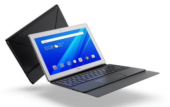 MWC 2017 новая серия планшетов Tab 4 от Lenovo - Bluetooth-клавиатура