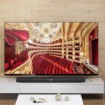 3154 Review Xiaomi Mi TV 4: ultrathin modular TV