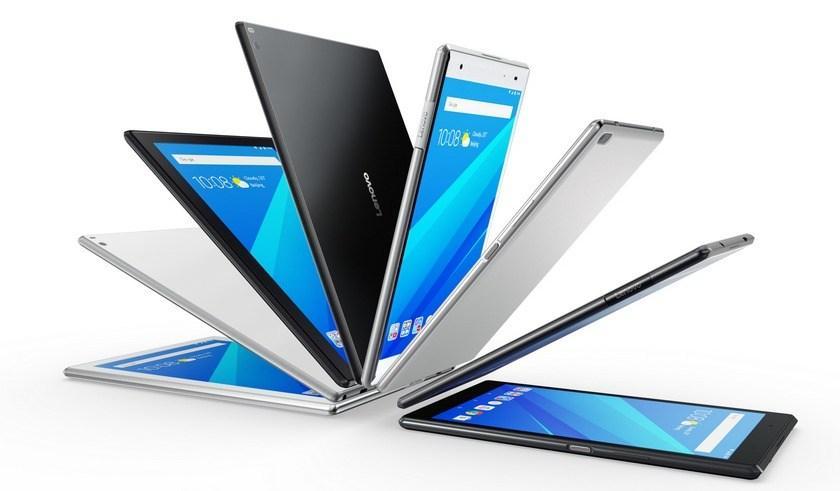 Tablets Lenovo Tab Miix 4 and 320 at MWC 2017